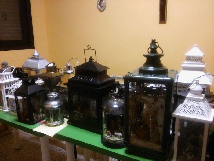 Exposición de faroles artesanos en la Iglesia Santa Catalina de Majadahonda