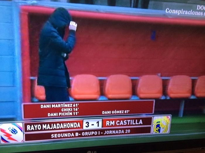 Rayo Majadahonda sale del barro como subcampeón de liga frente a Real Madrid-Castilla (3-1)