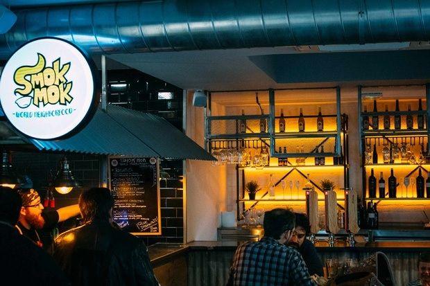 """Vogue y Diario 16 elogian a Pablo, Dani y Mario por el restaurante Asia Fusión """"de 3 amigos de Majadahonda"""": Smok Mok (Yatai Market)"""