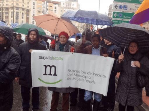 """Asociación de Vecinos Majadahonda """"deplora"""" a Foxá, exculpa a Somos/Podemos y se desentiende de Cs"""