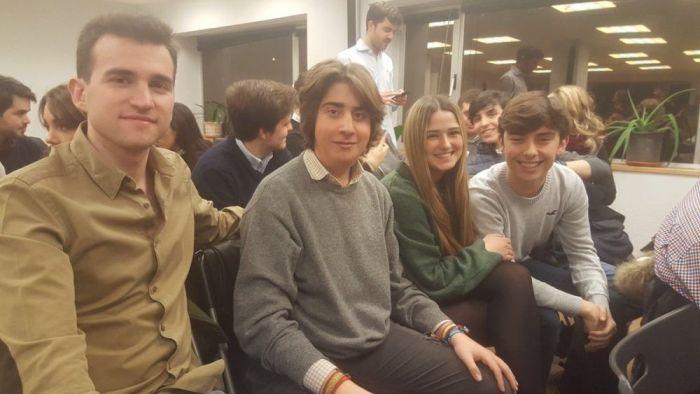 Protagonistas Política Majadahonda: PP (jóvenes), Cs (cambios), Podemos, IU (polémica feminista)