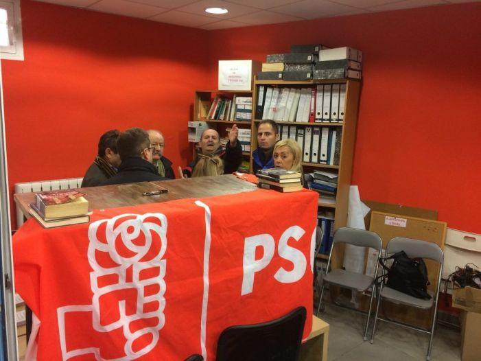 Fractura en PSOE Majadahonda: dirigentes y militantes críticos abandonan la sede