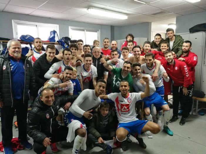"""Rayo Majadahonda marcha """"rápido"""" hacia el """"play off"""" de ascenso a Segunda División A"""