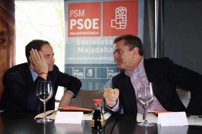 """PSOE: Borja Cabezón (Majadahonda) pide acabar con las """"rencillas internas"""" y Ferrero (Las Rozas) """"recuperar la ilusión"""""""