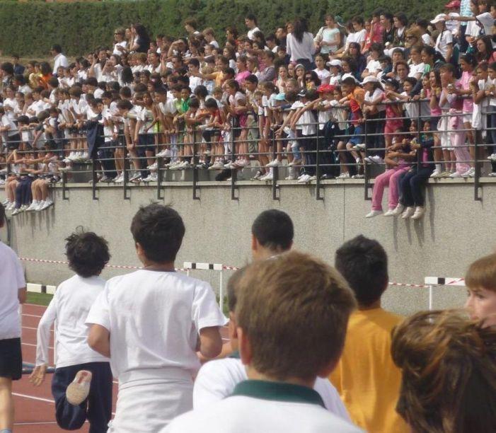 Protagonistas Deporte Majadahonda: Atletismo, Gimnasia, Baloncesto, Rugby, Fútbol Sala
