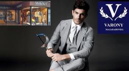 La moda primavera-verano llega a Varony: el sastre artesanal de Majadahonda