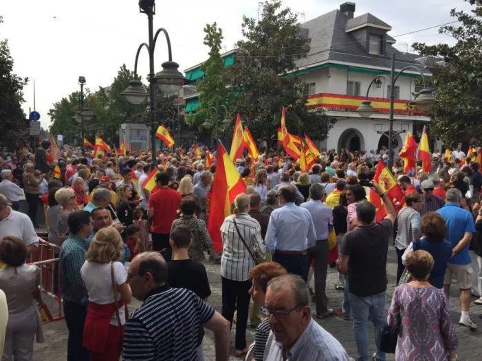 """Protagonistas Política: """"catalanizar"""" Majadahonda (""""Pleta Fonda""""), impuestos (Antonio Naranjo), colegios (PSOE), presupuestos (IU)"""