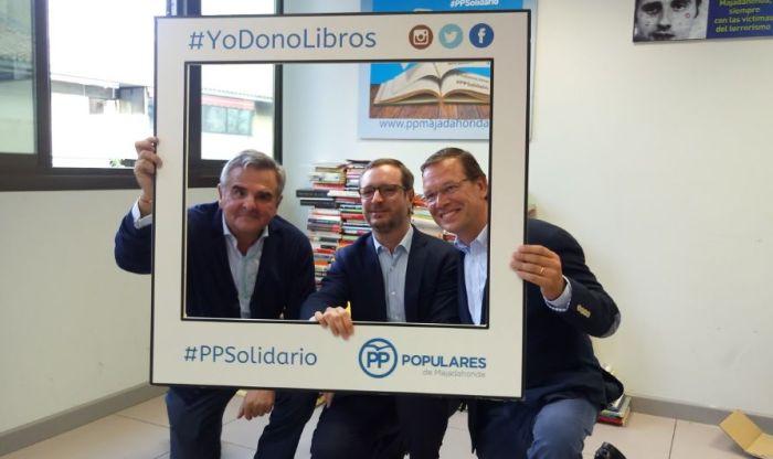 """Javier Maroto (PP) en Majadahonda: """"nunca más un boicot a la prensa, medios y redes son la base"""""""