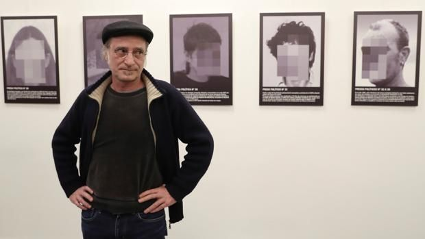 "Taller Bohemia trae a Majadahonda la polémica obra de Santiago Sierra ""Presos Políticos"" en Cataluña"