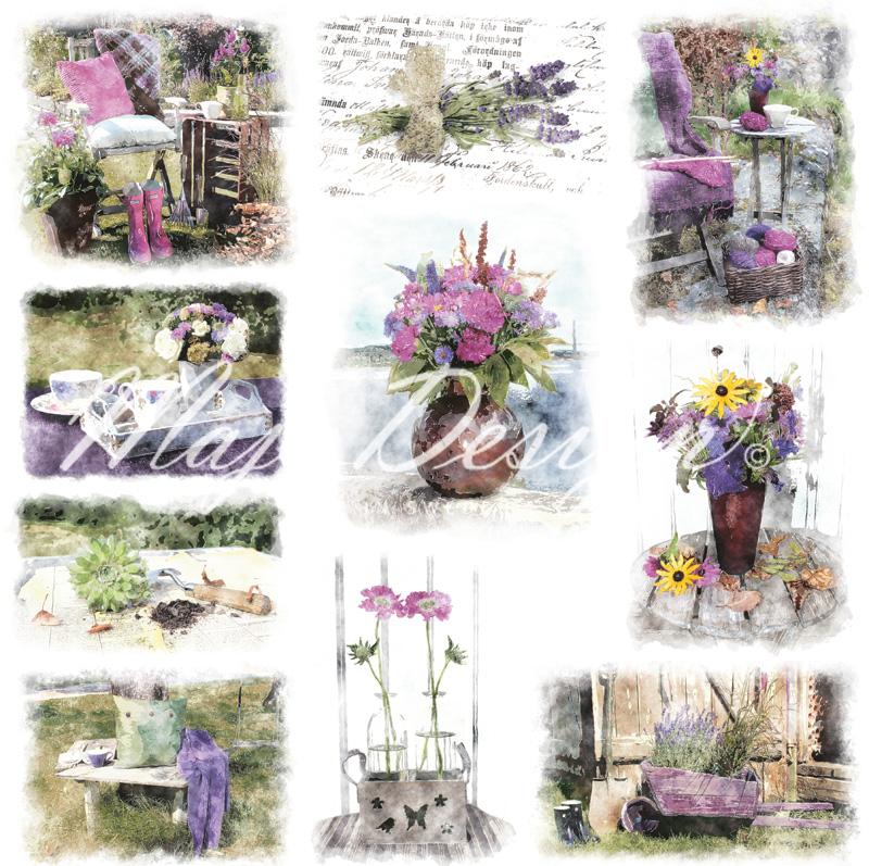 Garden moments