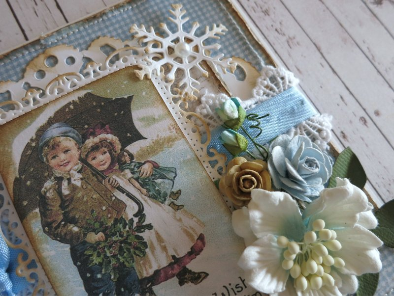 wishes for Christmas 2- Cathy - Vintage Frost Basics