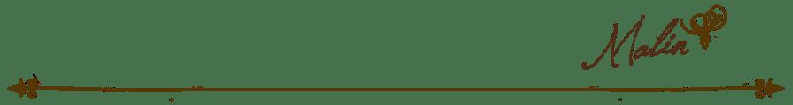 Malin-sign