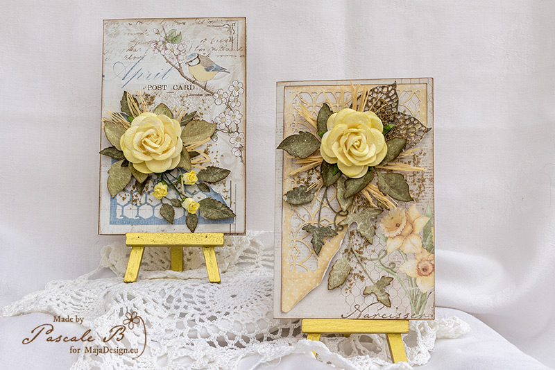 Spring Cards by Pascale B.