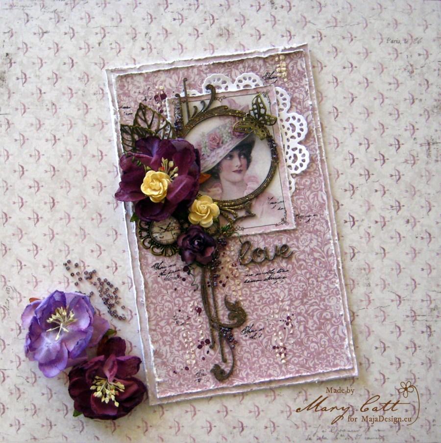 Mary Catt Card