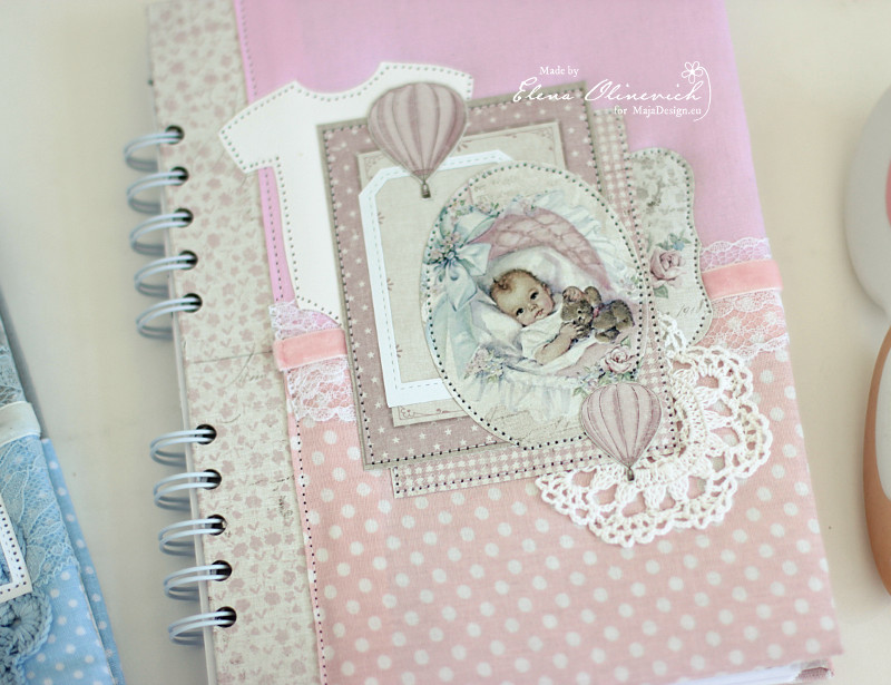 Baby Girl Book, by Elena Olinevich, Maja Design1