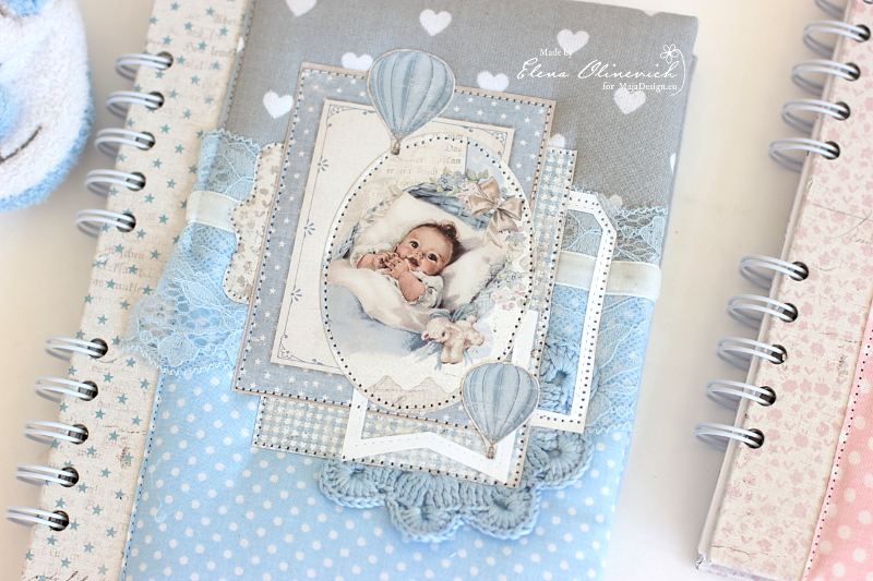 Boy Baby Book, by Elena Olinevich, Maja Design1