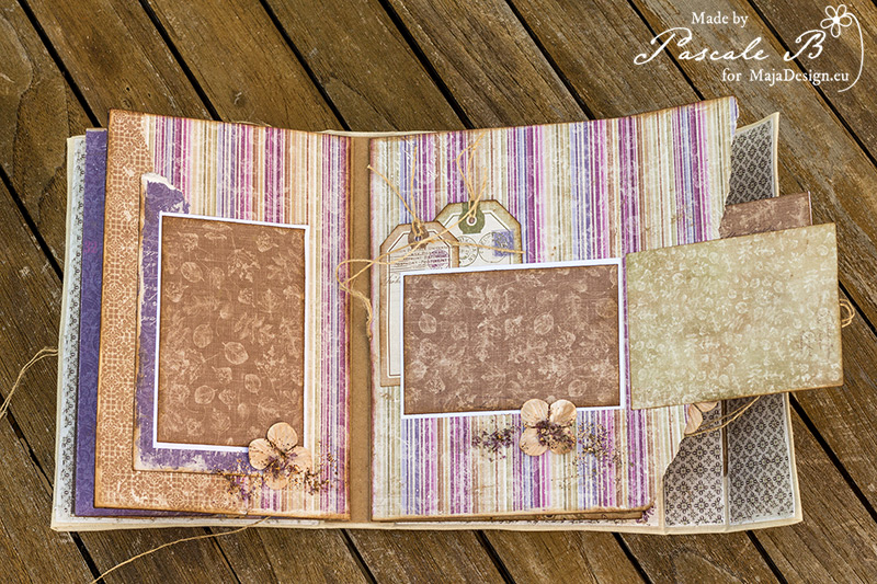 Enjoying Outdoors Mini Album by Pascale B.