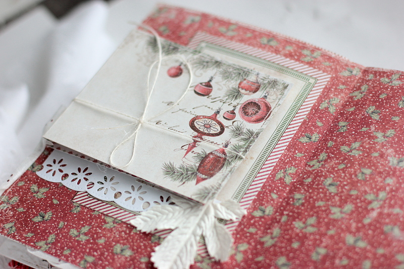 Winter is Magic Mini Album, by Elena Olinevich, Maja Design, photo9