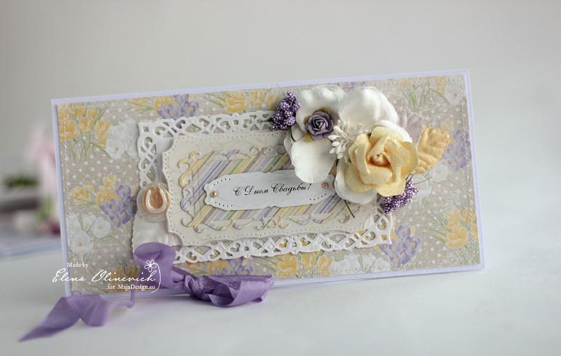 Wedding Envelope for Maja Design by Elena Olinevich2