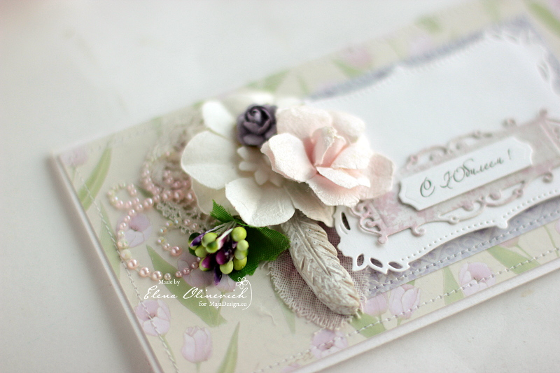 Wedding Envelope for Maja Design by Elena Olinevich4a