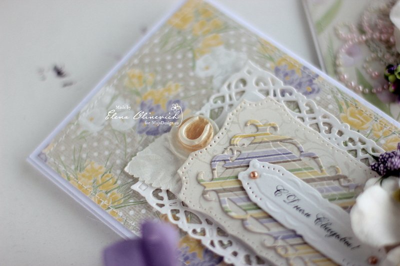 Wedding Envelope for Maja Design by Elena Olinevich4c