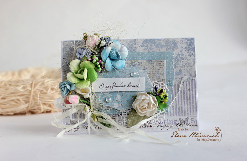Spring Floral Cards Maja DEsign2