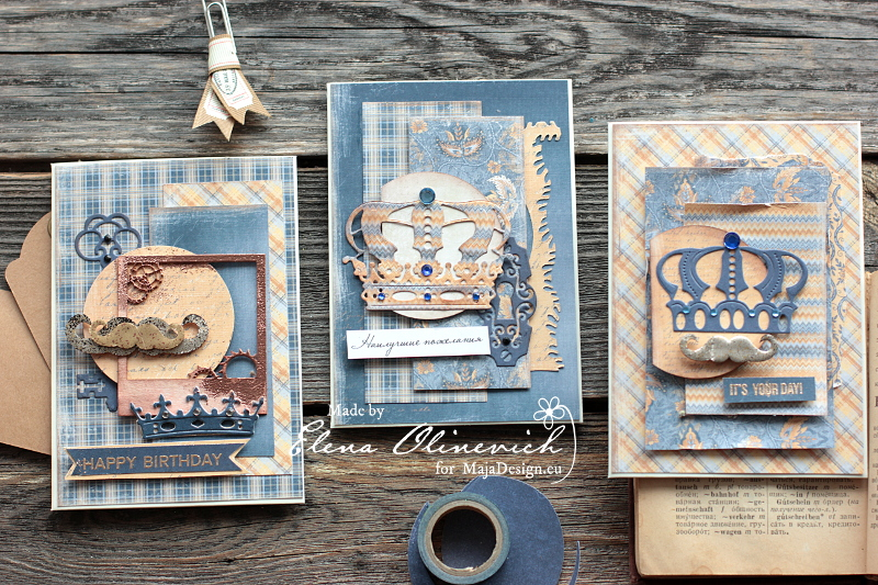 Handmade_Card_King_by_Elena_Olinevich