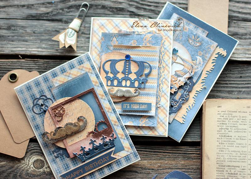 Handmade_Card_King_by_Elena_Olinevich5