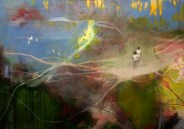 HAVE YOU SEEN THE DUCKLINGS, 70 x 100 cm