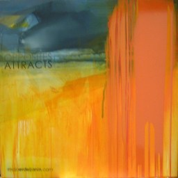 OPPOSITES ATTRACTS, 100 x 1000 cm