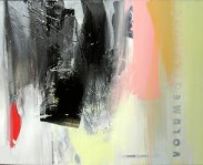 VOLUME & TEXTURE, 100 x 120 cm