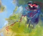 GOOGLE MAP, 30 x 35 cm