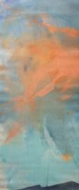 LIGHTNING ROD, 200 x 75 cm, 2018
