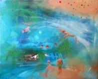 AMNIOTIC FLUID 05, 50 x 60 cm, 2017