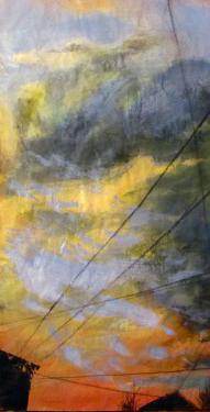 NEBO, 1250 x 75 cm