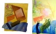 OBLAK I PLANINA, 100 x 70 cm