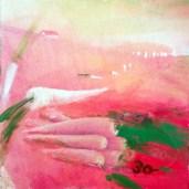 ZELEN, 15 x 15 cm, 2017