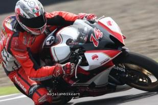 Gleen Desmo Corner Racing