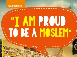 i am Pround To be A Moslem