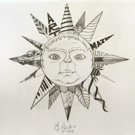 Sun Graphite