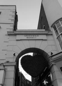 Heart thee greenwich market