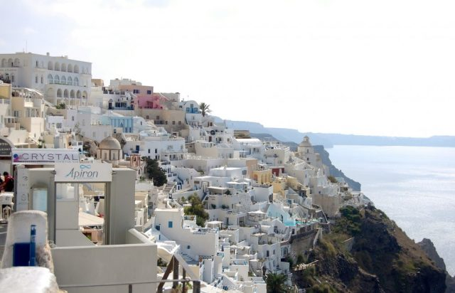 places crossed off my wanderlust list- Oia, Santorini
