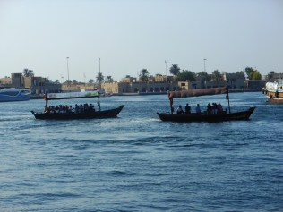 boats transporting to bur dubai