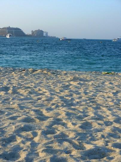 late summer holidays- dubai beach