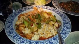 seafood dish, Hutong, the shard