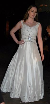 Wedding dress by Xsazia