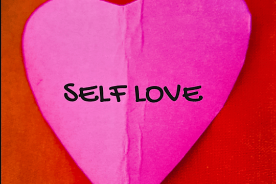 self love on www.majeang.com, Work in progress