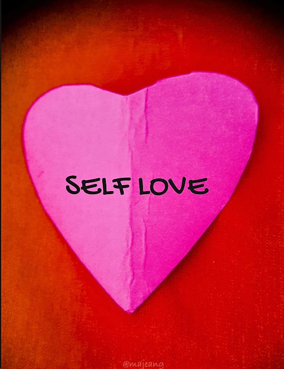 self love on www.majeang.com, Work in progress