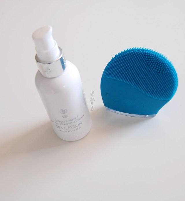 Senio deep pore cleanser