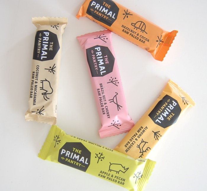 The primal pantry paleo bars